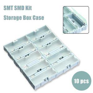 BAC DE RANGEMENT OUTILS AVANC KIT 10pcs SMT SMD Kit Laboratoire Puce Compo