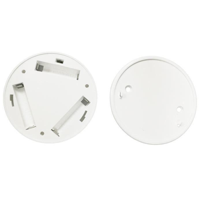 Lumière Détecteur Lampe Capteur Pir Sans De Led Intérieur Fil Mouvement Automatique Infrarouge L35qRj4A