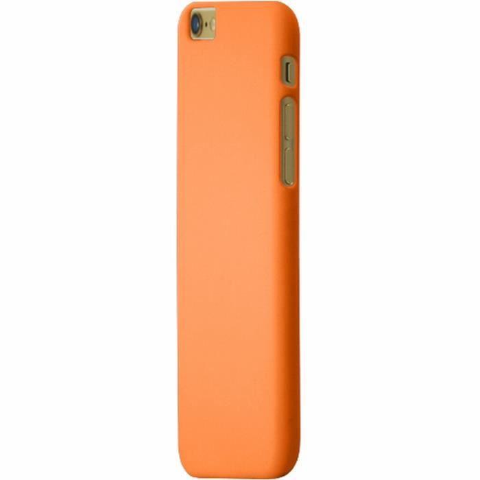 coque orange iphone 6