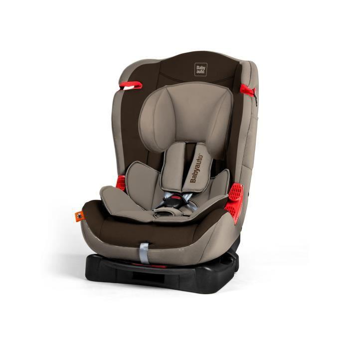 babyauto siege auto gr 0 1 2 modele winy beige achat vente si ge auto babyauto siege auto. Black Bedroom Furniture Sets. Home Design Ideas