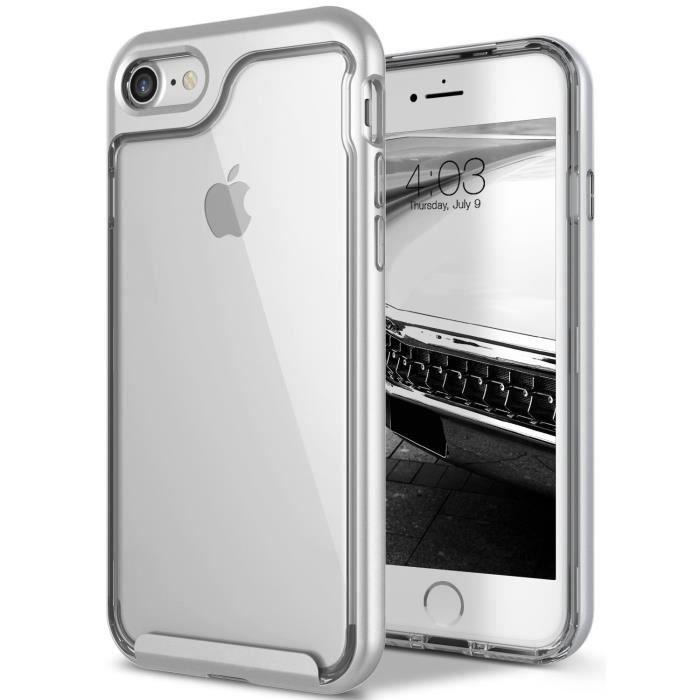 coque antichoc iphone 8 plus transparente