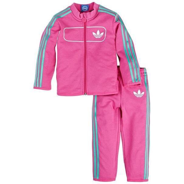 f7ce72585888b Ensemble de vêtements ADIDAS RUE DIVER PISTE SUIT ENFANT BÉBÉ SURVÊTEMEN.  Survêtement ...