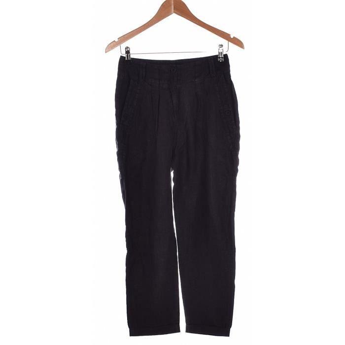 Pantalon POUSSIERE D ETOLE Bleu Bleu - Achat   Vente pantalon ... 1306271ee67