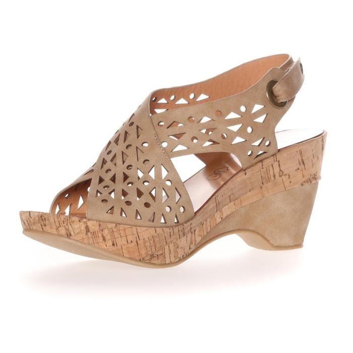 sandales / nu pieds estelle femme les petites bombes estelle VNVXW