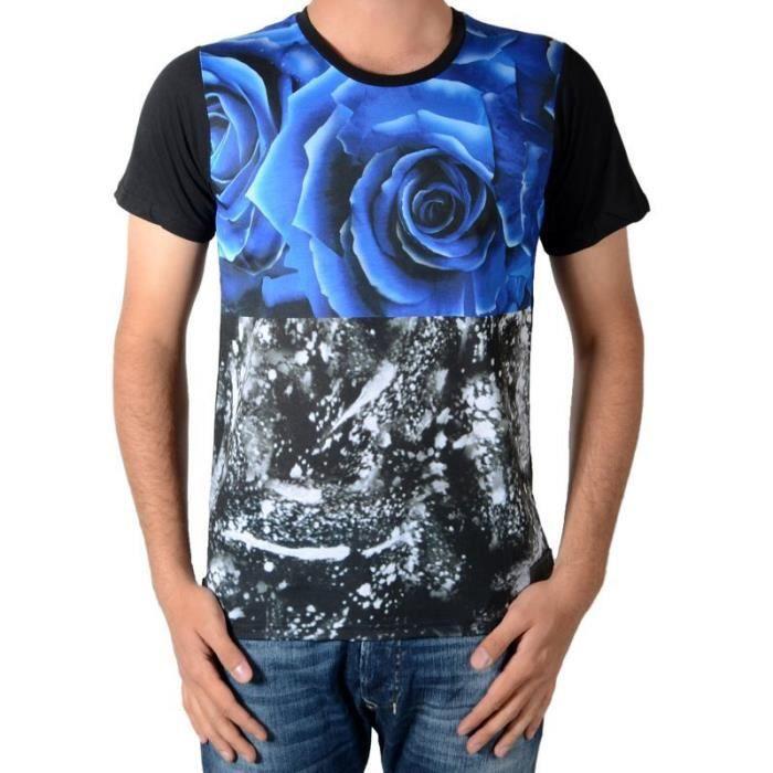 Brave Bandeau Elastique Reversible Motif Etoile Bleu Turquoise Neuf Bdrn001