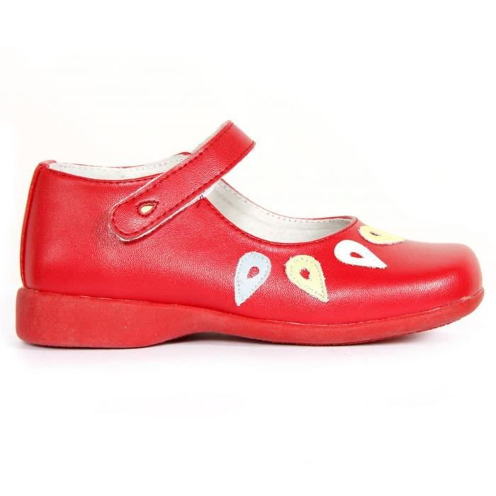Chaussures pour Fille CAMPANILLA AN0046 B ROJO
