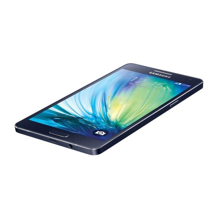 Samsung Galaxy A5 SM A500FU Black Boite Dorigine Solder