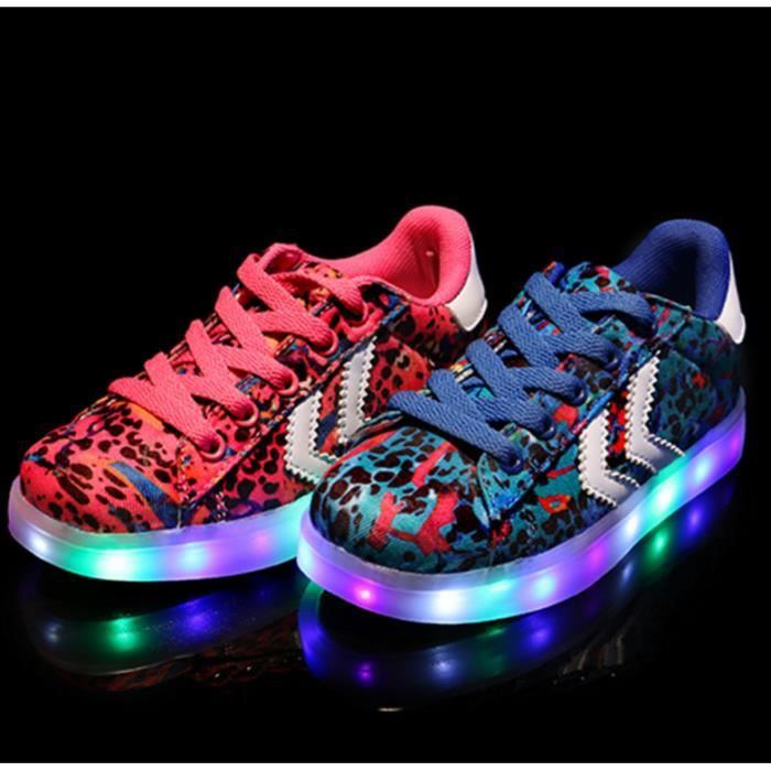 New Light chaussures enfants LED chaussures cha... Zcc8V6N16