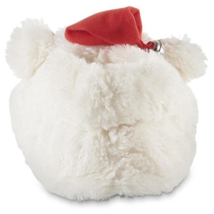 Ours polaire de Noël chaussons WP0D4 Taille-40