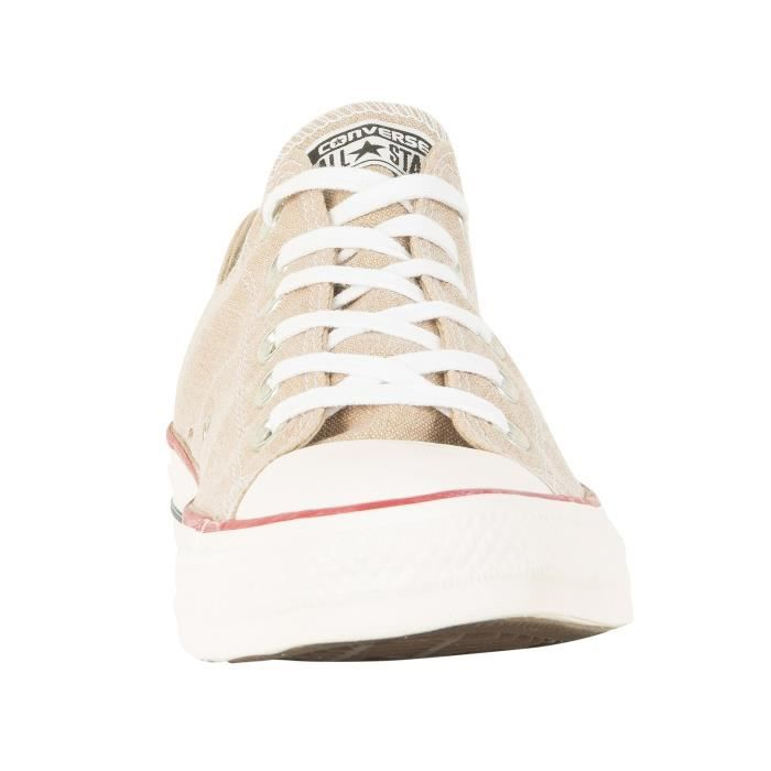Converse Homme CT All Star OX Trainers, Marron