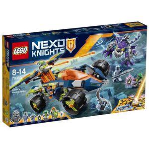 LEGO Nexo Knights 70355 Le Turbo 4x4 d Aaron