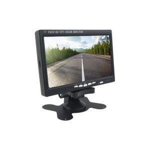 ÉCRAN VIDÉOSURVEILLANCE MONITEUR 7 pouces HD TFT LCD à couleurs HDMI avec