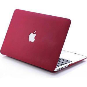 HOUSSE PC PORTABLE Coque Etui Rigide de Protection pour MacBook Air 1