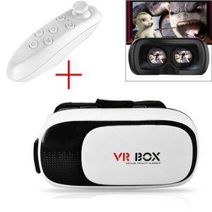 LUNETTES 3D VR box lunettes 3d lunettes de réalité virtuelle +