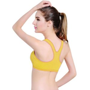 ... Soutien-gorge sport  Jaune FREE. BRASSIÈRE DE SPORT Femmes Yoga Fitness  stretch entraînement ... c7242430733