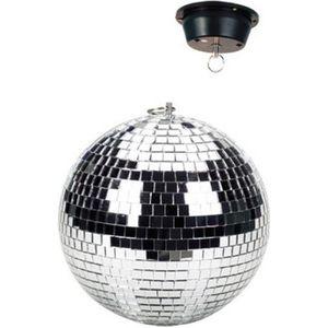 BOULE A FACETTES Boule Disco à facettes 30 cm avec moteur