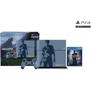 CONSOLE PS4 Pack PS4 1To version Uncharted 4
