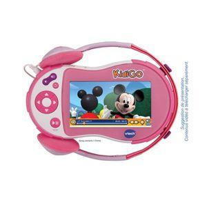 MP3 ENFANT VTECH lecteur Multimédia KidiGo Rose