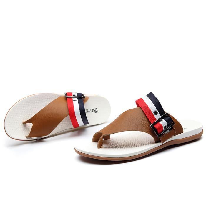 HuskSware® Haute qualité hommes sandales Casual... 6x7htp76A