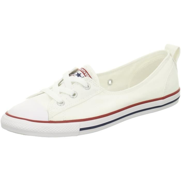 Chaussures Converse Chuck Taylor Ballet Lace Slip