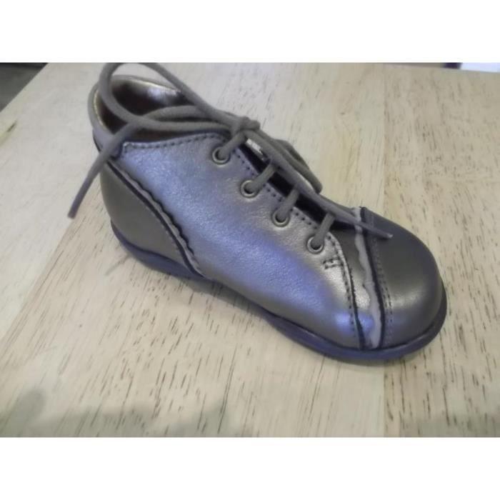 Chaussures enfants Botillons bébés filles Little Mary P22
