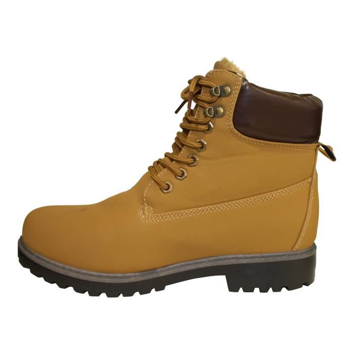 Rangers boots homme Bastian