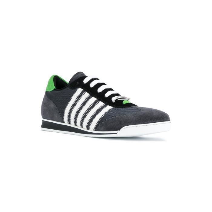 DSQUARED2 HOMME SNM041983900001M118 GRIS POLYAMIDE BASKETS