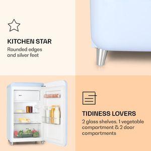 refrigerateur vintage achat vente refrigerateur vintage bon march cdiscount. Black Bedroom Furniture Sets. Home Design Ideas