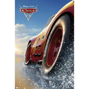 AFFICHE - POSTER Poster Cars - 3, Movie Sheet B (91 x 61 cm)
