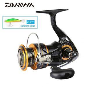 MOULINET Daiwa  Mission Cs S Spinning Reel Fishing 2000 250