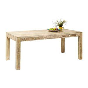TABLE À MANGER SEULE Table Puro Plain 200x100 cm Kare Design