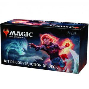 CARTE A COLLECTIONNER Magic The Gathering - Kit de Construction de Deck