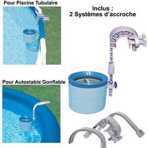 Skimmer piscine achat vente pas cher for Skimmer de surface piscine hors sol