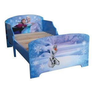 lit enfant reine des neige