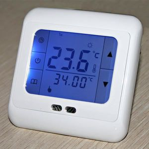 THERMOSTAT D'AMBIANCE Thermostat d'Ambiance Programmable avec LCD Ecran