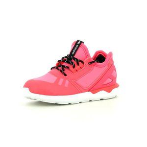 baskets adidas tubular rose