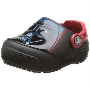 SANDALE - NU-PIEDS sandales et nu-pieds crocsfunlab lights darth vade