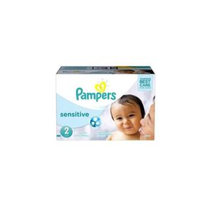 COUCHE Giga Pack 360 Couches Pampers New Baby Sensitive t