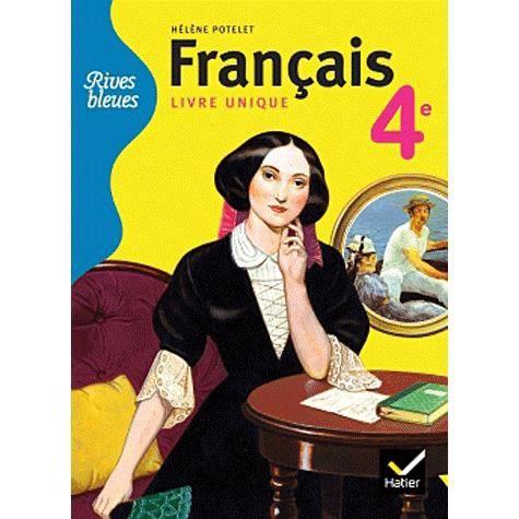 Francais Livre Unique 4e
