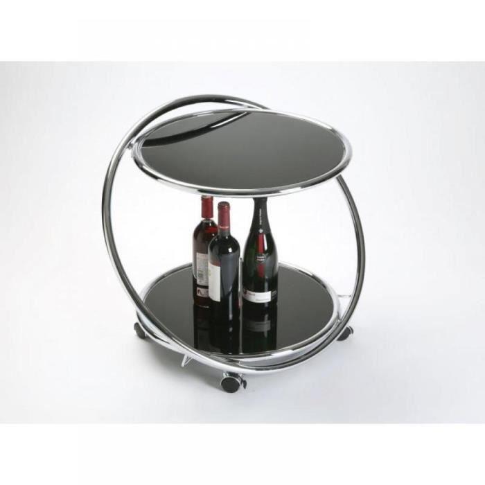 Une petite table basse mobile et sur roulettes achat - Petite table basse ronde ...