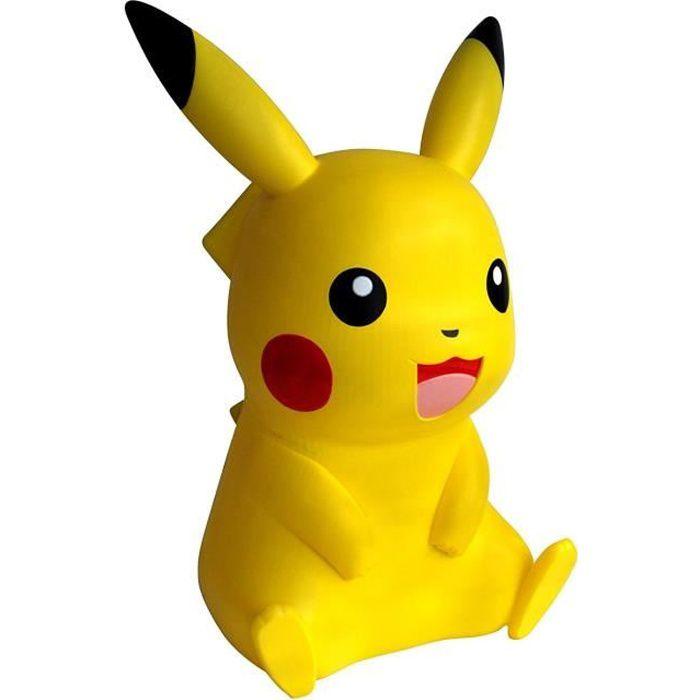 LAMPE A POSER POKEMON Lampe Led 40cm Pikachu Sans Fil