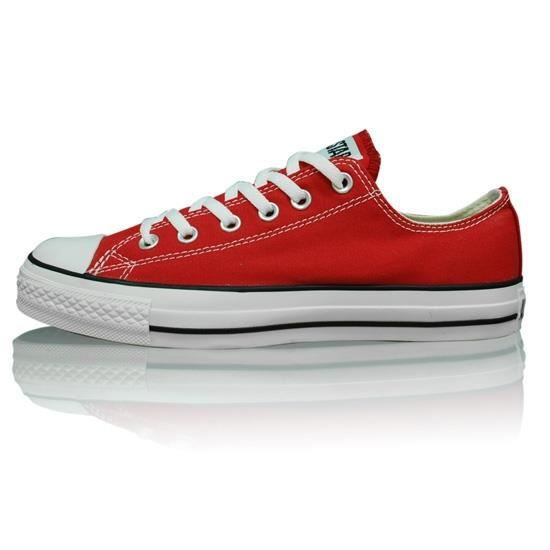 Basse Converse Star Rouge Achat Vente All Basket dxBeCorW