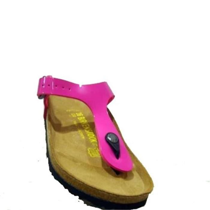 Birkenstock Gizeh Baby Red Rose Fuchsia x5hd6DR