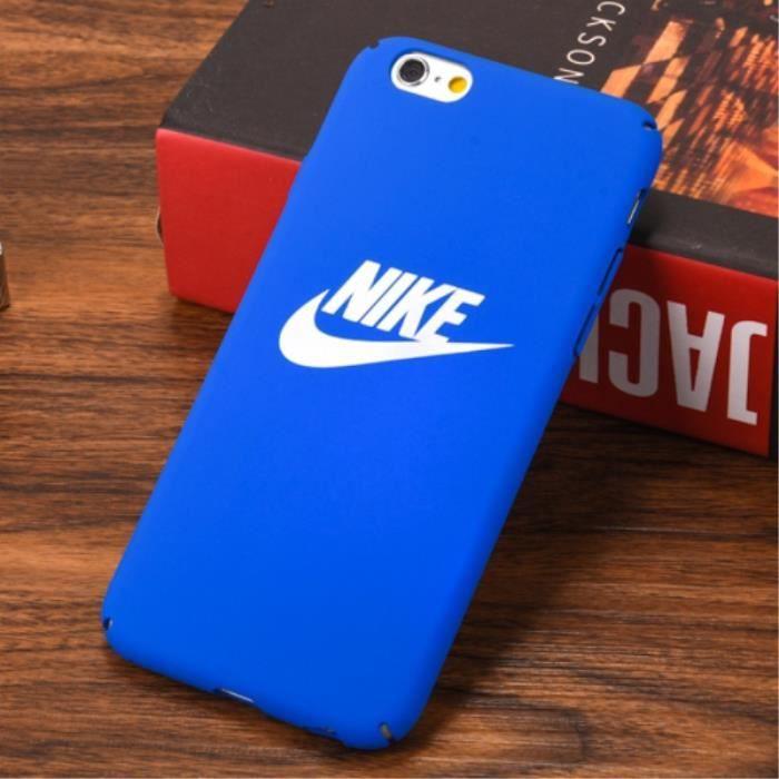 coque iphone 8 plus bleu
