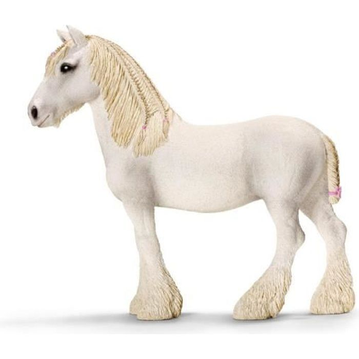 Schleich Farm Life nº 13809 Clydesdale jument NEUF!