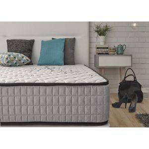 matelas 90 x 190 cm achat vente matelas 90 x 190 cm pas cher black friday le 24 11 cdiscount. Black Bedroom Furniture Sets. Home Design Ideas