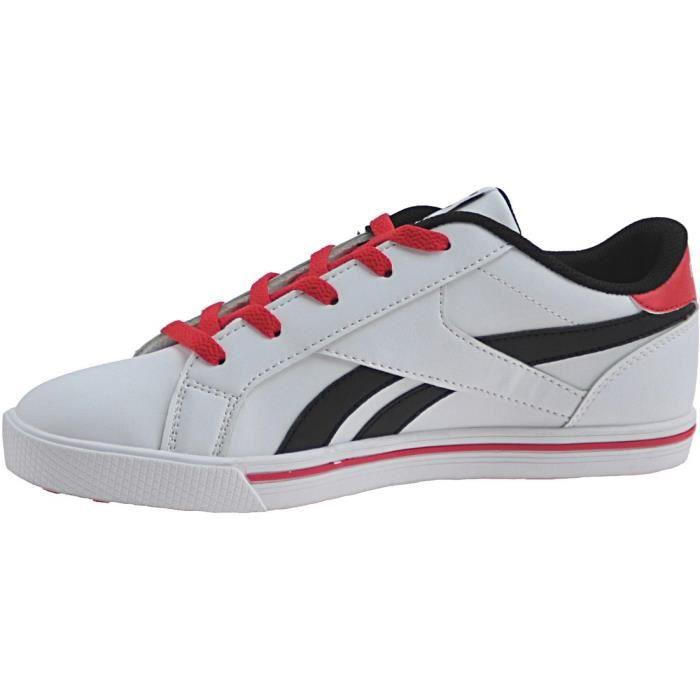 Reebok Royal Comp 2L BD2505 Enfant mixte Baskets Blanc