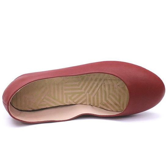 4206d408b6760a Chaussures Camille Rouge Femme Tbs Rouge Rouge - Achat / Vente ballerine -  Cdiscount