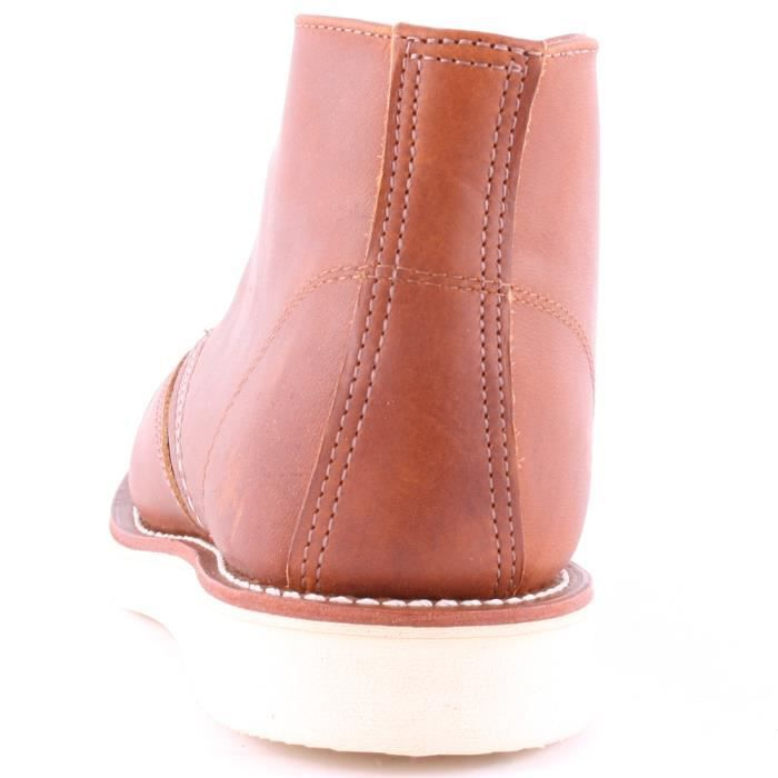 Red Wing 3140 Classic Hommes Bottes chukka Tan - 9 UK 4DBnqgn