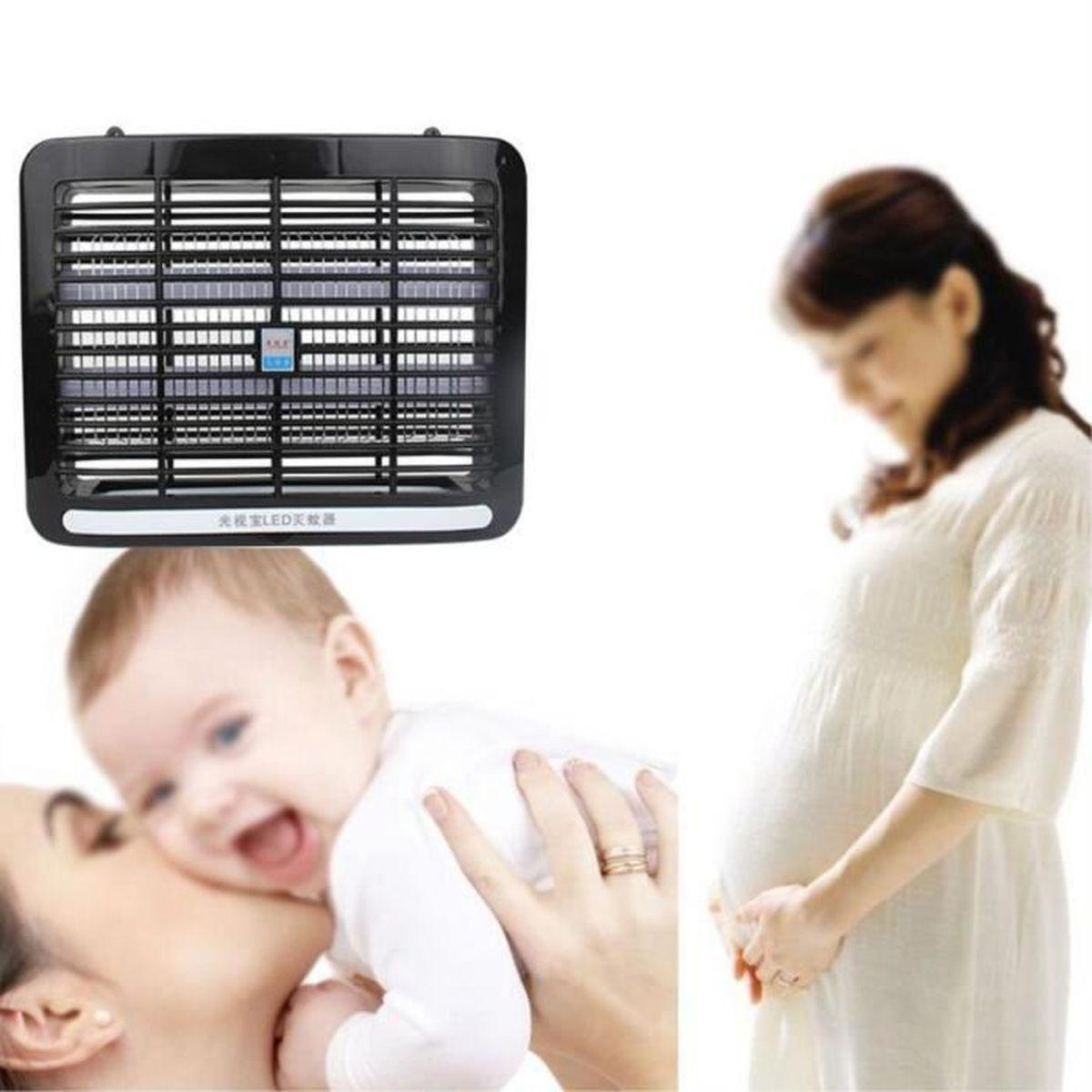 220v 1w led uv lumi re anti moustique destructeur insectes mouche r pulsif achat vente. Black Bedroom Furniture Sets. Home Design Ideas